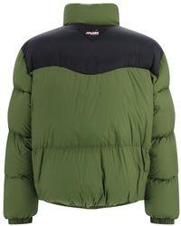 MSGM Jacket Verde