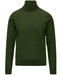 K-Way Sweater - Groen