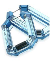 Swarovski Earrings - Bleu