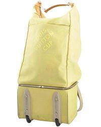 Louis Vuitton Travel Bag - Groen