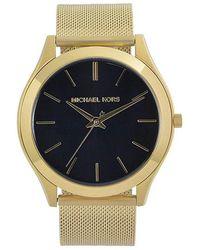 Michael Kors Horloge Mk8657 - Geel