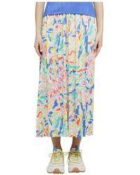 Issey Miyake Skirt - Rood