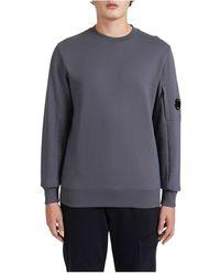 C.P. Company Crewneck Sweatshirt - Grijs