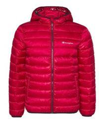 Champion Jacket 214869-f20 Rl508 - Rood