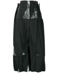 Issey Miyake Pants - Zwart