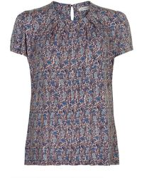 iN FRONT Marcia Bluse 14315 - Roze