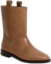 Closed Ankle Boots C9951483U22 Beige - Neutro