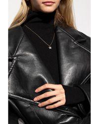 MISBHV The M necklace - Jaune
