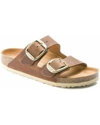Birkenstock - Flat shoes - Lyst