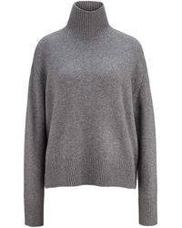 DRYKORN Oversized-Pullover - Gris