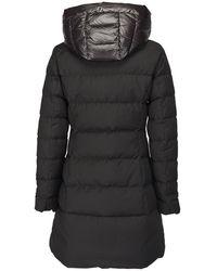 Woolrich Coat Negro