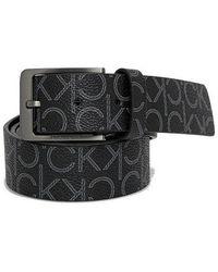 Calvin Klein Belt K50k507102 - Zwart