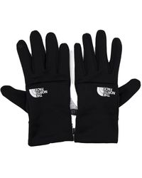 The North Face Guanti Etip Recycled Glove - Zwart