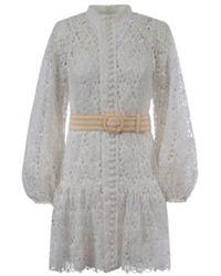 Zimmermann Dress - Bianco