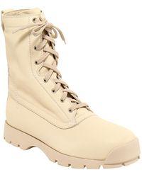 Jil Sander Ankle Boots Ji37502A14300 Beige - Neutro