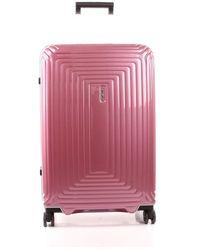 Samsonite Medium Suitcase - Roze
