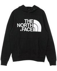 The North Face Hoodie Nf0a3xydjk31 - Zwart