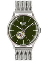 Henry London Automatic watch - Noir