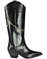 MSGM Boots - Noir
