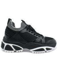 Michael Kors Lucas Sneakers - Zwart