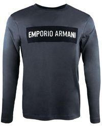 Emporio Armani Sweat - Zwart