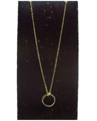 Cartier Pre-owned Necklace - Geel