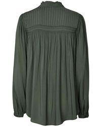 Lolly's Laundry Shirt 21461-2036-cara-49 - Vert