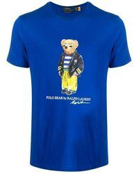 Ralph Lauren T-shirt - Blauw