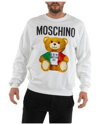 Moschino - TOY sweatshirt - Lyst