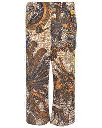 Dior Pantaloni - Bruin