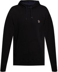 PS by Paul Smith Hoodie - Negro