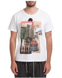 Gabriele Pasini T-shirt - Blanc