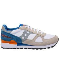 Saucony Men's Shoes Trainers Sneakers Shadow - Meerkleurig