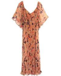 Mes Demoiselles Dress - Arancione