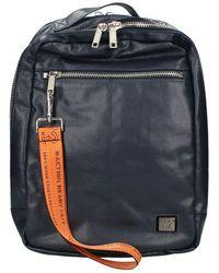 Y Not? Wbb-18s0 Backpack - Blau