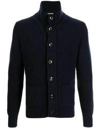 Tom Ford Sweater - Blauw