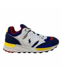 Ralph Lauren Sneakers - Wit