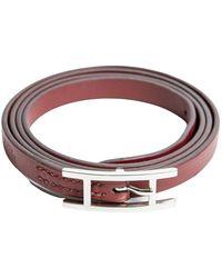 Hermès Hapi 3 Armband - Bruin