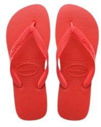 Havaianas Top Flip Flops - Rood