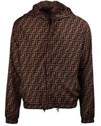 Fendi Reversible Jacket - Bruin