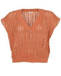 Brunello Cucinelli Sweater - Orange