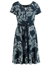 Taifun Dresses - Blauw