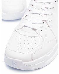 Balmain Sneakers - Blanc