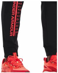 Under Armour Trousers Negro