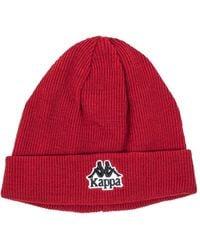 Kappa Authentic Aysnes 3031Q60.422 hat - Rouge