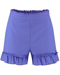 Harper & Yve Shorts - Blauw