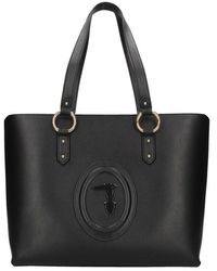 Trussardi Jeans 75b00961 Shopping Bag - Zwart
