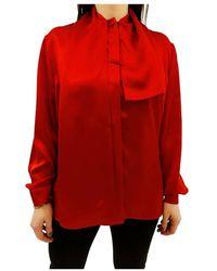Balenciaga Bluse - Rood
