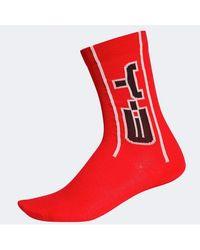 Y-3 Socks - Rouge