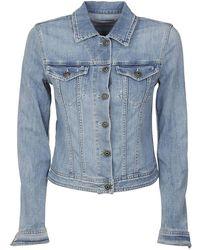 Desigual Jacket - Blauw
